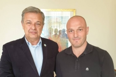 Άνθιμος Γεωργιάδης - Φωτογράφος - Ξενοδόχος - Αντιδήμαρχος Τουρισμού και Ποιότητας Ζωής - Άγκιστρο