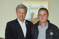 Λεωνίδας Νικολάου - Αστυνομικός ΑΤ Κάτω Ποροΐων - πρ. Αντιδήμαρχος ΔΕ Πετριτσίου - Μανδράκι