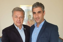 Παύλος Κορωνίδης - Στρατιωτικός - Πρόεδρος ΔΕΥΑ ΣΙΝΤΙΚΗΣ - Στρυμονοχώρι